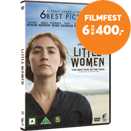 Produktbilde for Little Women (2019) / Unge Kvinner (DVD)