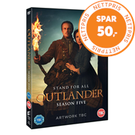 Produktbilde for Outlander - Sesong 5 (DVD)