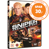 Produktbilde for Sniper: Assassin's End (DVD)