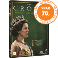 Produktbilde for The Crown - Sesong 3 (DVD)