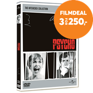 Produktbilde for Psycho (DVD)