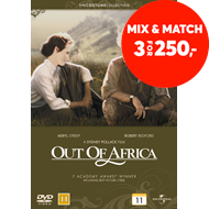 Produktbilde for Mitt Afrika (DVD)