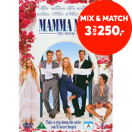 Produktbilde for Mamma Mia! (DVD)