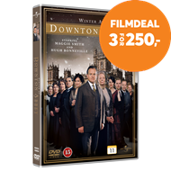 Produktbilde for Christmas At Downton Abbey / Winter At Downton Abbey (DVD)