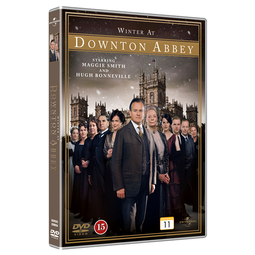 Christmas At Downton Abbey / Winter At Downton Abbey (DVD)