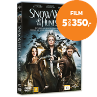 Produktbilde for Snow White And The Huntsman (DVD)