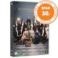 Produktbilde for Downton Abbey - The Movie (DVD)