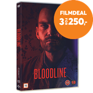 Produktbilde for Bloodline (DVD)