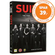 Produktbilde for Suits - Sesong 9 (DVD)