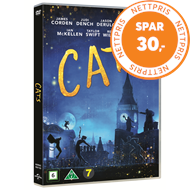 Produktbilde for Cats (2019) (DVD)