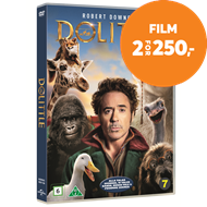 Produktbilde for Dolittle (DVD)