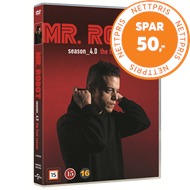 Produktbilde for Mr Robot - Sesong 4 (DVD)