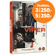 Produktbilde for Inherit The Viper (DVD)