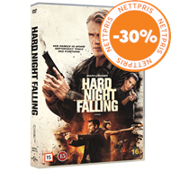 Produktbilde for Hard Night Falling (DVD)