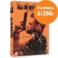 Produktbilde for All The Devil's Men (DVD)