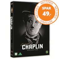 Produktbilde for Charlie Chaplin Collection (DVD)