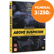 Produktbilde for Above Suspicion (2019) (DVD)