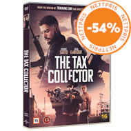Produktbilde for The Tax Collector (DVD)