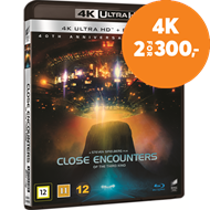 Produktbilde for Close Encounters Of The Third Kind (1977) / Nærkontakt Av Tredje Grad (4K Ultra HD + Blu-ray)