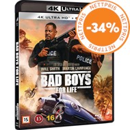 Produktbilde for Bad Boys 3 - Bad Boys For Life (4K Ultra HD + Blu-ray)