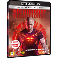 Produktbilde for Bloodshot (2020) (4K Ultra HD + Blu-ray)