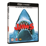 Jaws (1975) / Haisommer (4K Ultra HD + Blu-ray)