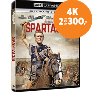 Produktbilde for Spartacus (1960) (4K Ultra HD + Blu-ray)