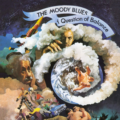 A Question Of Balance (Remastered) (CD)