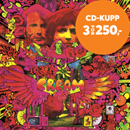 Produktbilde for Disraeli Gears (Remastered) (CD)