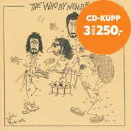 Produktbilde for The Who By Numbers (Remastered) (CD)