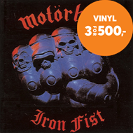 Produktbilde for Iron Fist (VINYL)