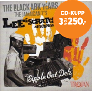 "Produktbilde for Lee ""Scratch"" Perry & Friends: The Black Ark Years (The Jamaica 7""s) (2CD)"