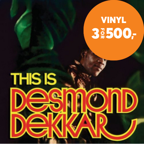 This Is Desmond Dekkar (VINYL - 180 gram)
