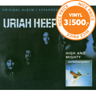 Produktbilde for High & Mighty (VINYL - 180 gram)