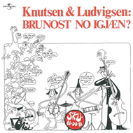 Produktbilde for Brunost No Igjæn? (CD)