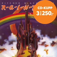 Produktbilde for Ritchie Blackmore's Rainbow (CD)