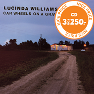 Produktbilde for Car Wheels On A Gravel Road (CD)