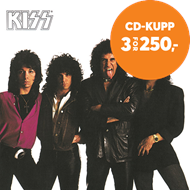 Produktbilde for Lick It Up (CD)