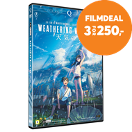Produktbilde for Weathering With You (DVD)
