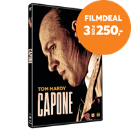 Produktbilde for Capone (2020) (DVD)