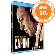 Produktbilde for Capone (2020) (BLU-RAY)