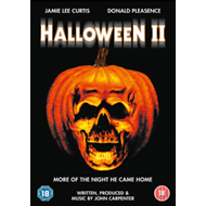 Produktbilde for Halloween II (UK-import) (DVD)
