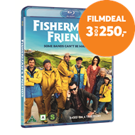 Produktbilde for Fisherman's Friends (BLU-RAY)