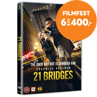 Produktbilde for 21 Bridges (DVD)