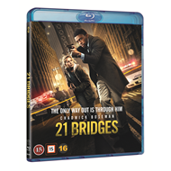 Produktbilde for 21 Bridges (BLU-RAY)
