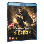 21 Bridges (BLU-RAY)