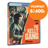 Produktbilde for The Kelly Gang (BLU-RAY)