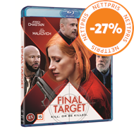 Produktbilde for Final Target (Ava) (BLU-RAY)