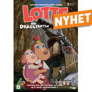Produktbilde for Lotte Og Dragejakten (DVD)