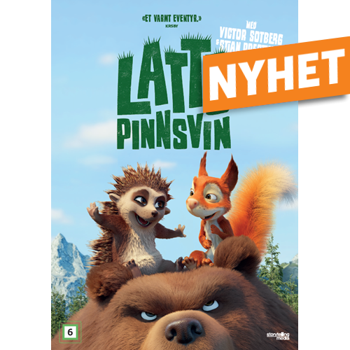 Latte Pinnsvin (DVD)